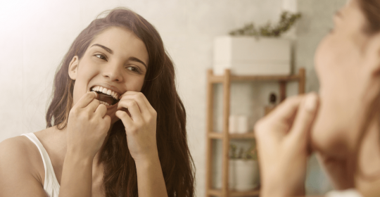 5 Reasons You Should Be Flossing