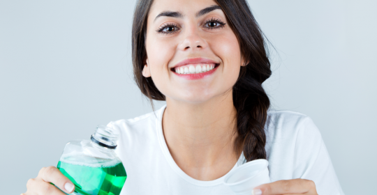 Is mouthwash good for your teeth?