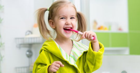 When to Change Your Child's Toothbrush