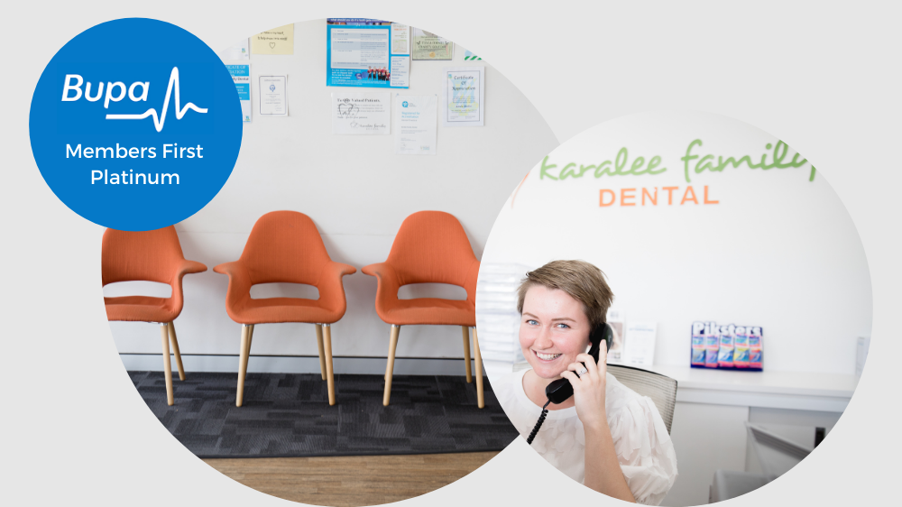 Karalee Family Dental is a Bupa Members First Platinum Provider